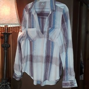 Mudd shirt sz L